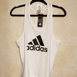 Adidas Athletic Top Sleeveless Racerback